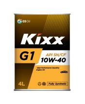 KIXX G1 10W-40