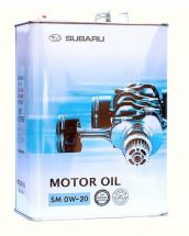 Subaru Motor Oil 0W-20 SM