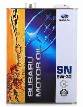 Subaru Motor Oil 5W-30 SN