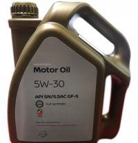 Nissan Motor Oil 5W-30 SN