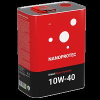 Nanoprotec Diesel Engine Oil 10W-40