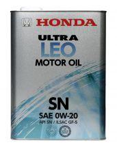 Honda Ultra LEO SN 0W-20