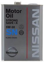 Nissan Strong Save X 5W-30 SN