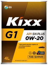 KIXX G1 SN PLUS 0W-20