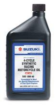 Suzuki 4-Cycle Motorcycle Engine Oil 10W-40