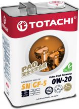 Totachi Extra Fuel Economy 0W-20